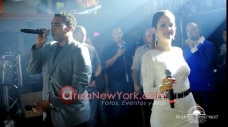 Don Omar en el Club Glazz NY