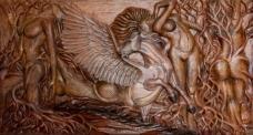 Ecuentra la nota en esta dirección: https://www.areamedellin.com/news/general-news/18759-el-escultor-ariel-gil-talla-sus-emociones-en-la-madera