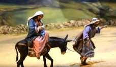 El Museo El Castillo abrió la tradicional exposición de pesebres