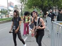 El Rock y el deporte fueron cómplices en las calles de Medellín