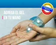 Manillas para llevar Gel Anti-bacterial: Info. 3207987334, Anderson Cogollo Castañeda, Medellín