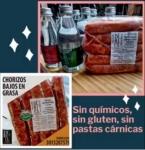 Bérica Chorizos Artesanales: Productos elaborados con carne de cerdo seleccionada, todos sus ingredientes manejan el mas alto standar de calidad, Domicilios 3015207579