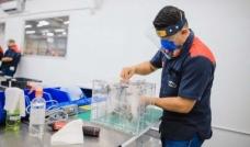 En la UdeA desarrollaron ventilador para asistencia respiratoria por COVID