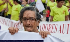 Premio Trabajo Doméstico y Economía del Cuidado - Son trabajadoras! - Luis Vera -  PARAGUAY_3