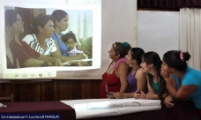 Premio Trabajo Doméstico y Economía del Cuidado - Son trabajadoras! - Luis Vera -  PARAGUAY_4
