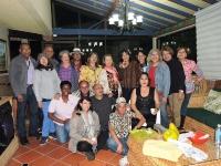 Grato reencuentro de los estudiantes cantores de la UdeA