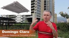 Innovador sistema de formaleta creado por un colombiano