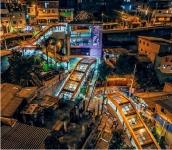 Las escaleras eléctricas de Medellín un referente turístico