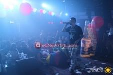 Maluma y Farruko Club La Boom, NY