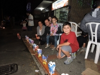 Medellín vivió la noche de las velitas en familia
