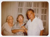 Los padres Gabriel Eligio García y Luisa Santiaga Márquez Iguarán