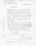 Carta de Juan Goytisolo a García Márquez
