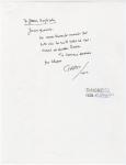 Respuesta de Gabo a Juan Goytisolo