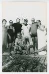 Con Fidel Castro y Alfonso López Michelsen