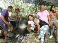 Santa Fe de Antioquia celebró las Fiestas del Río y del Sancocho