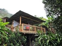 Hotel Monte Mágico, un hospedaje en el camino a la Virgen de la Peña