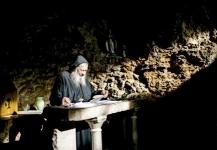 Un monje ermitaño en el Libano es antioqueño