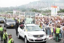 Papa Francisco en Medellin_4